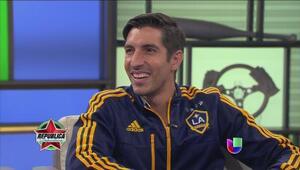 Jaime Penedo fue campeón con el LA Galaxy en el 2014