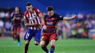 FC Barcelona y Atlético de Madrid será un duelo en lo m&aa...