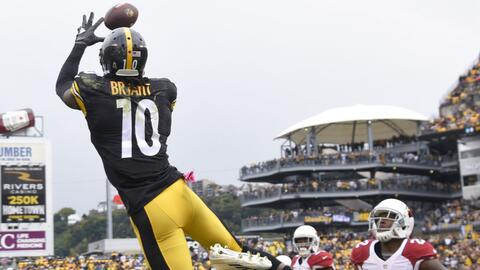Steelers 25-13 Cardinals: Defensiva y tercer QB de Pittsburgh sacaron el...