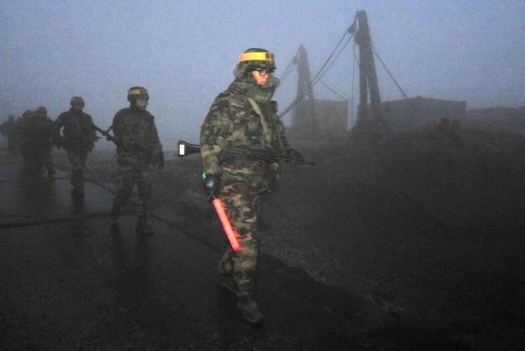 También dijo que el régimen de Pyongyang había aceptado negociar la vent...