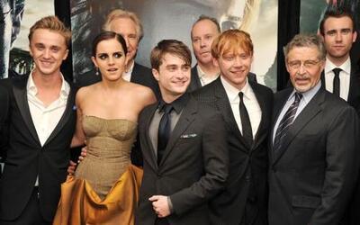 La última película de la saga de Harry Potter batió todos los récords de...