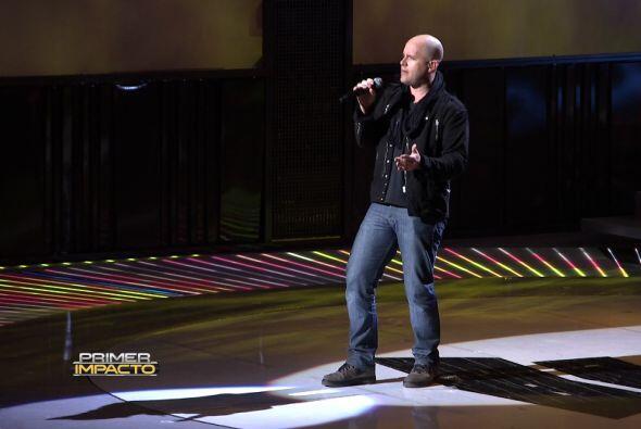 De Perú para el mundo llega el cantautor Gian Marco a los Latin G...