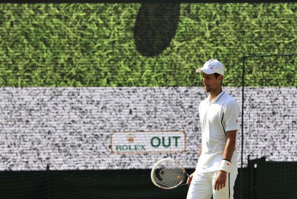 Djokovic, el serbio preclasificado primero que ganó el título del 2011 e...