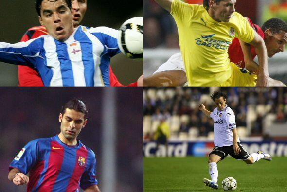 Para la temporada 2008-2009, militaban en España: Rafael M&aacute...
