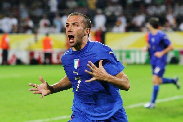 Los italianos se colaron hasta semifinales y ahí chocaron con el...