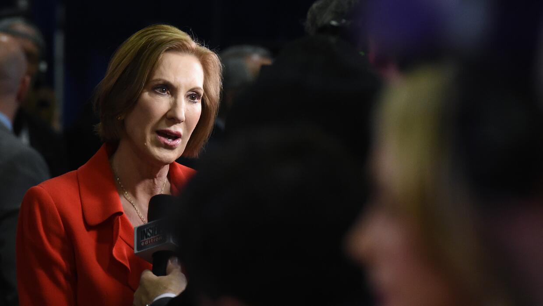 Excluyen a Rand Paul y Carly Fiorina de debate estelar republicano fiori...