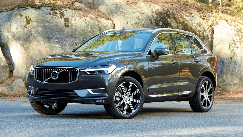 La nueva Volvo XC60 logra un excelente balance entre diseño y tecnología