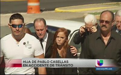 Implican a hija del convicto Pablo Casellas en accidente vial que dejó t...
