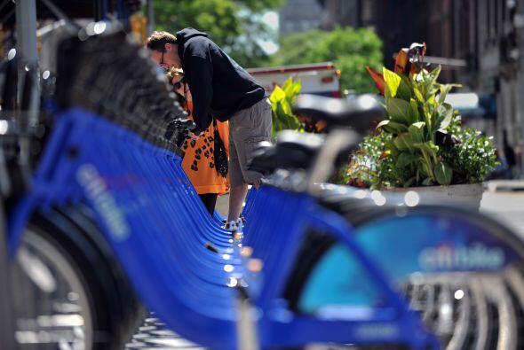 """Las bicicletas ofrecerán también a millones de turistas """"otra forma de v..."""