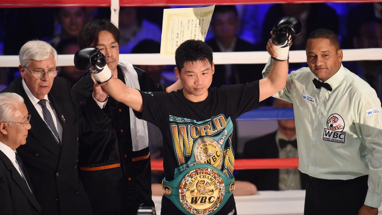Takashi Miura defenderá en la cartelera de la Cotto vs 'Canelo'