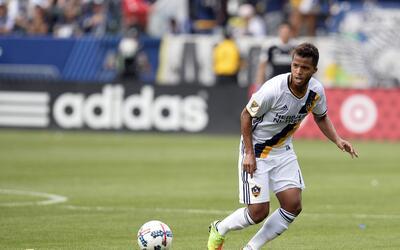 Giovani dos Santos se une oficialmente a LA Galaxy a partir de la próxim...