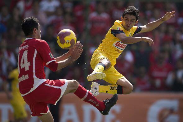 Finalmente en el Apertura 2012 los de Coapa y los Diablos se volvieron a...