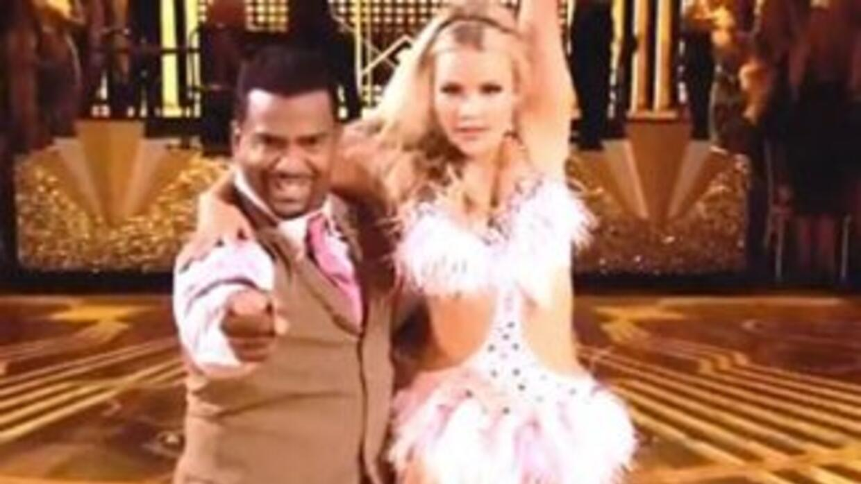 Carlton Dancing with the Stars