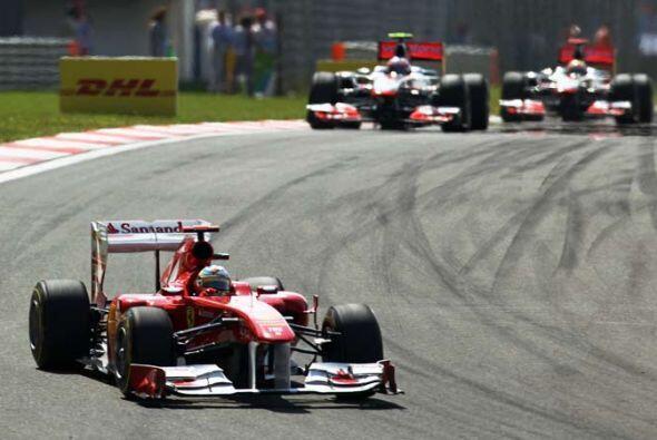Alonso dijo que espera que su auto esté en estado óptimo para el próximo...