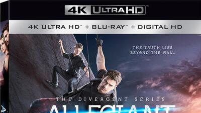En Digital HD el 21 de Junio y en 4K Ultra HD Combo Pack, Blu-ray™ Combo...
