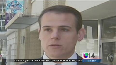 Dictan sentencia a un abogado por el secuestro de una mujer