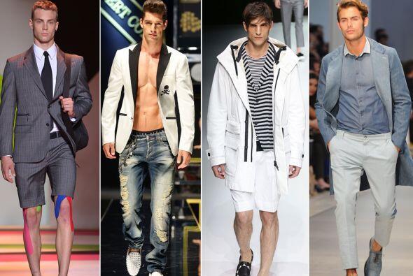 Porque a los caballeros también les interesa verse bien y vestir con lo...