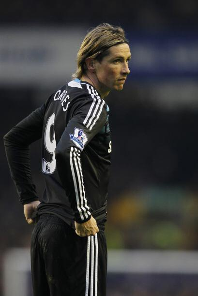 FERNANDO TORRES- El jugador del Chealsea tampoco se queda atrás, este es...
