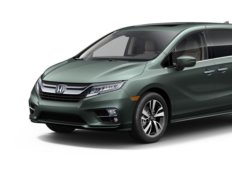 Honda presentó la nueva Odyssey en el Auto Show de Detroit 2017