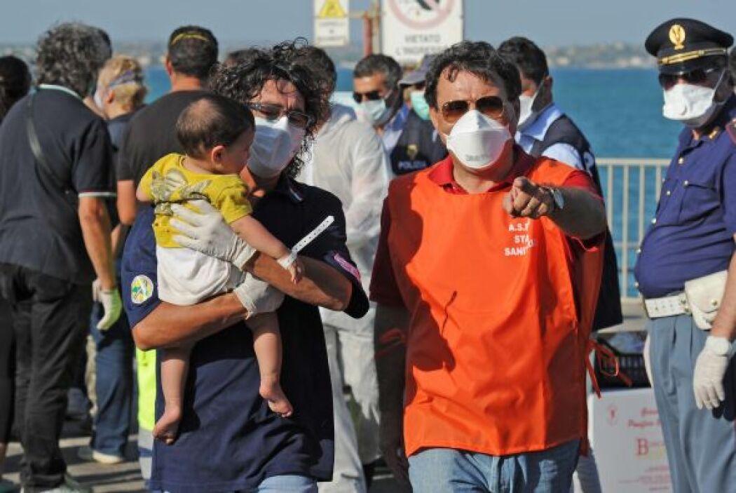 """El coste de esas operaciones de carácter humanitario asciende a """"de seis..."""
