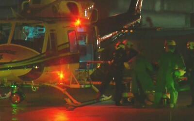 Al menos dos personas resultaron heridas por un tiroteo en Miami Gardens