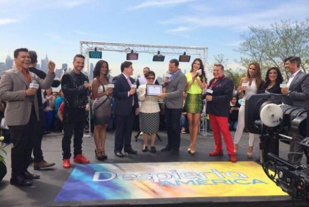 Ana Patricia, Johnny, William y Ximena, acompañados de grandes invitados...