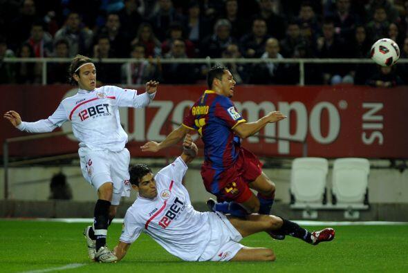Adriano se enfrentó a su ex equipo, en el que aún jugaba e...