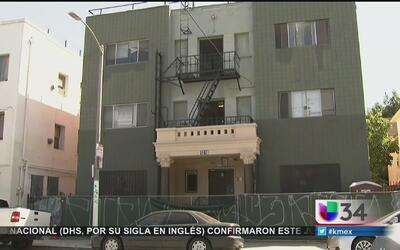 Inquilinos de la calle Maryland viven en incertidumbre