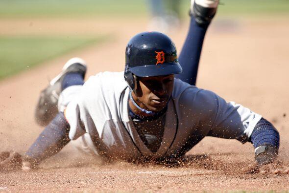 También en el béisbol, Curtis Granderson jugó para  los Yanquis del 2010...