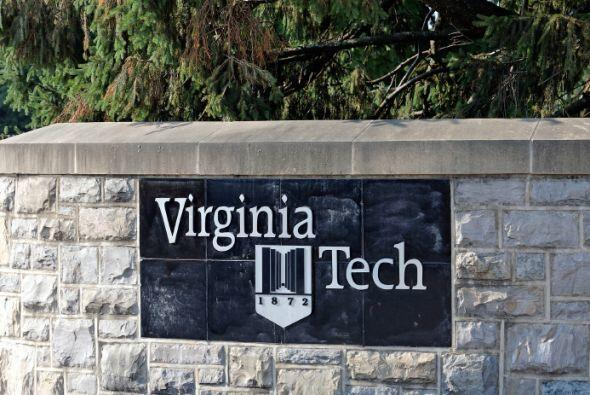 Virginia Tech, Blacksburg, VA | Tasa admisiones: 70% | Costo promedio de...