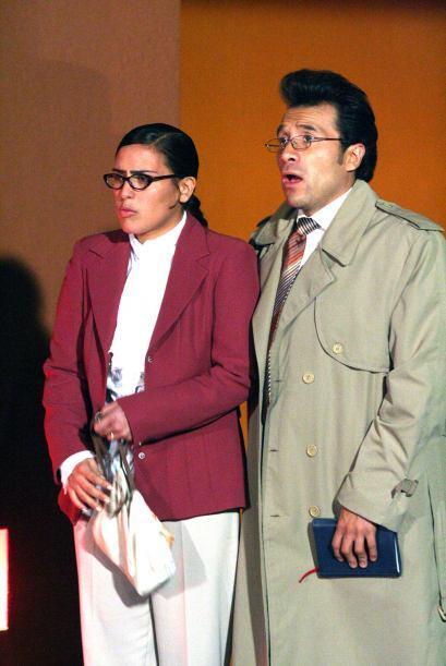 Tomás Mora es el fiel amigo de Lety, interpretado por Luis Manuel...