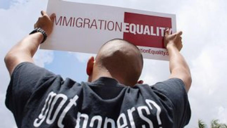 El futuro del plan de reforma migratoria tras su aprobación en el Senado...