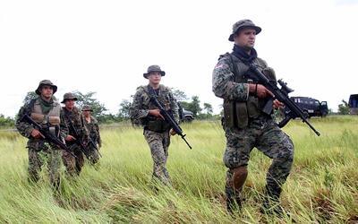 La Fuerza de Tarea Conjunta (FTC) fue creada para luchar contra la guerr...