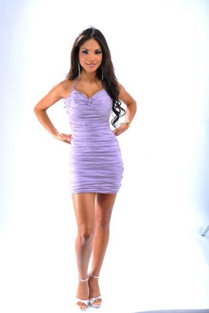 Alejandra también ha participado en segmentos de Sábado Gi...