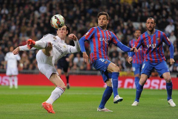 De todas formas posibles el Real Madrid superó al Levante que no...