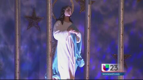 Nicaragüenses en la La Pequeña Habana celebran 'La gritería'