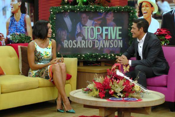 Rosario reveló aseguró que a pesar de ser un personaje complejo, le resu...