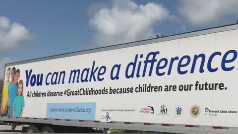 Finaliza el tour para crear conciencia en la prevención del abuso infantil