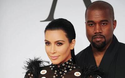 Kim y Kanye discuten los posibles nombres de su bebé