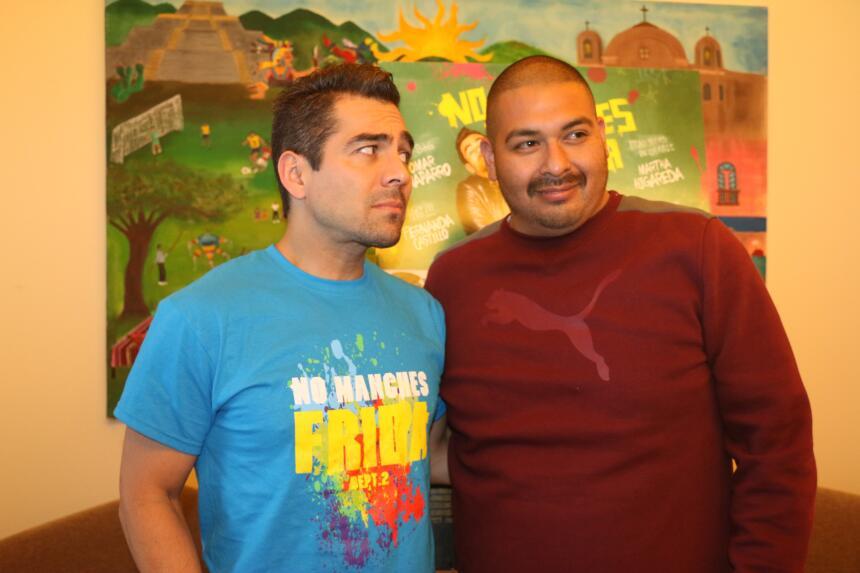 ¡Omar Chaparro de visita en San Francisco! IMG_7090.JPG