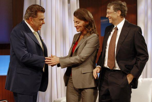 Y Don Francisco para Sabado Gigante.