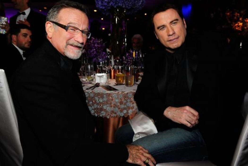 Además, Robin trabajó con decenas de reconocidos actores de Hollywood. E...