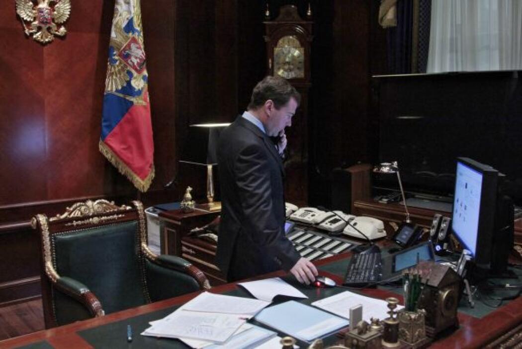 El vocero del Comité de Investigación, Vladimir Markin informó que las a...