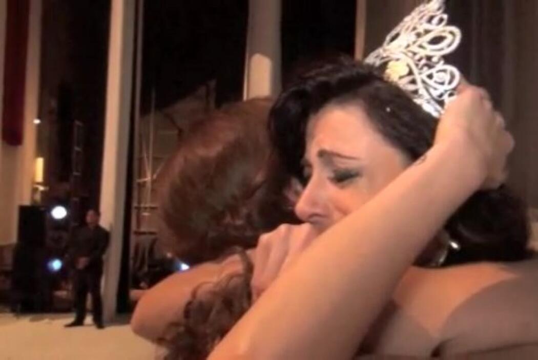 Con mucho esfuerzo y dedicación, nuestra reina cumplió el sueño de conve...