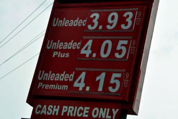 Un engaño común en algunas estaciones de servicio es que el precio que s...
