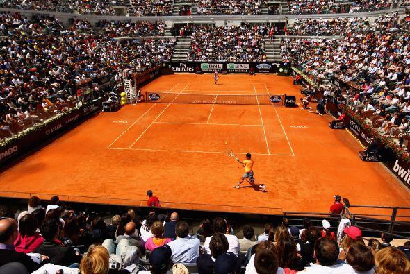 Le ganó al francés Jo-Wilfried Tsonga por 6-4 y 6-1.