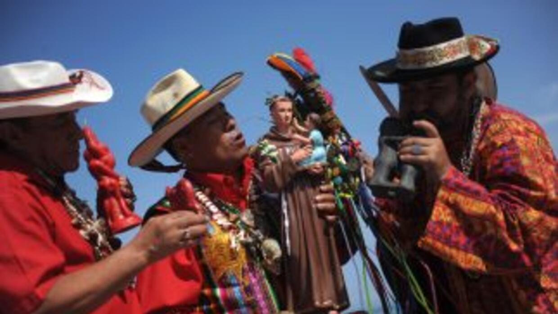 Predicciones de chamanes peruanos