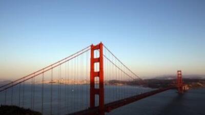 El puente Golden Gate, en una imagen de archivo.