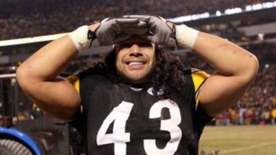 Estrellas de la NFL: Troy Polamalu