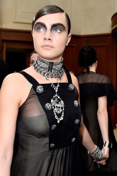 Cara Delevingne se ha convertido en una de las modelos más solici...